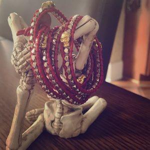 Jewelry - Chan Lui style wrap bracelet